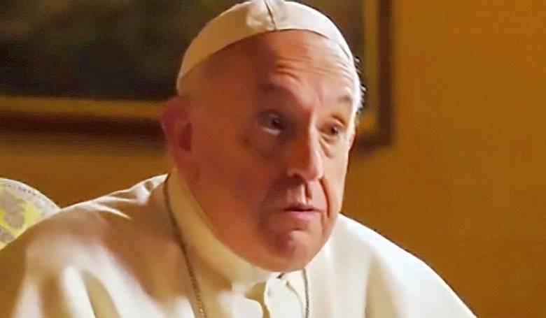 František dôrazne odsúdil potraty a homosexualizmus