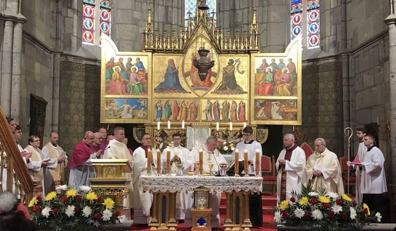 Chrám v Hronskom Beňadiku je diecéznou svätyňou