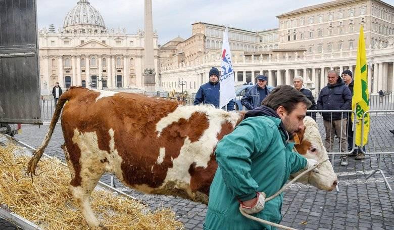 Vo Vatikáne požehnávali zvieratá
