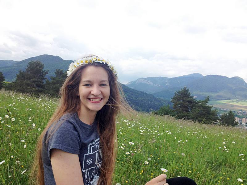 Anna Kolesárová mení životy mladých - Téma - Katolícke noviny 2622cfb2a0a